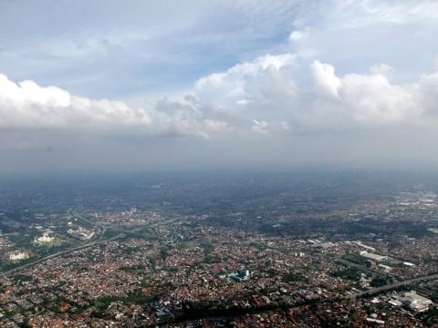 Jakarta Bakal Berawan Seharian