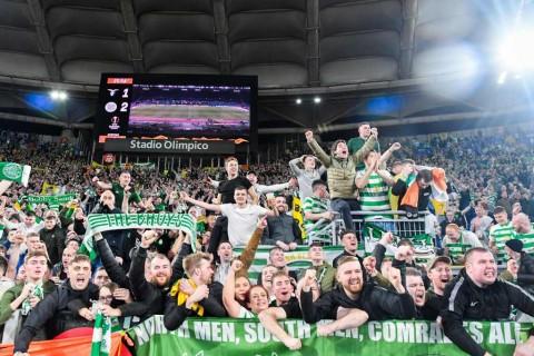 Dua Suporter Celtic Jadi Korban Penusukan