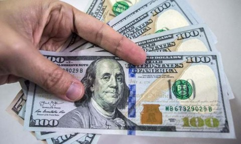 Kurs Dolar AS Unjuk Gigi