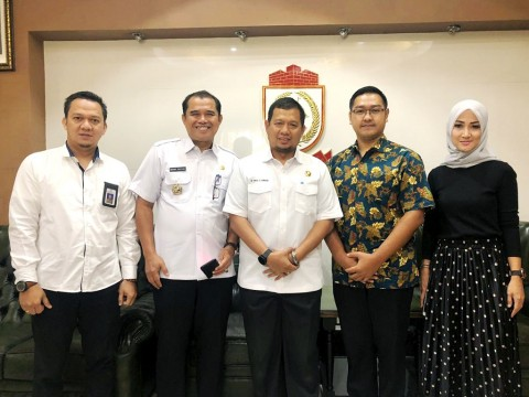 Sambut Ultah Kota, Qlue Perkuat Smart City Makassar