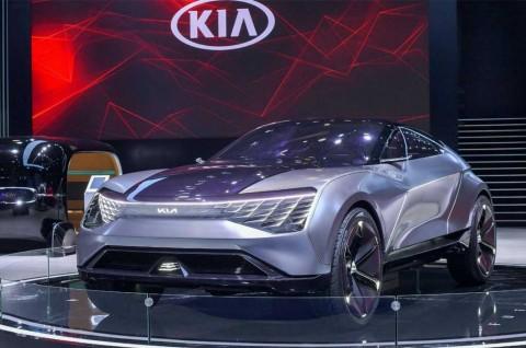Kia Futuron Concept Terinspirasi UFO, Debut di Shanghai