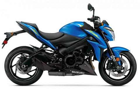 Intip Warna Baru Suzuki GSX-S1000 dan GSX-S1000F 2020
