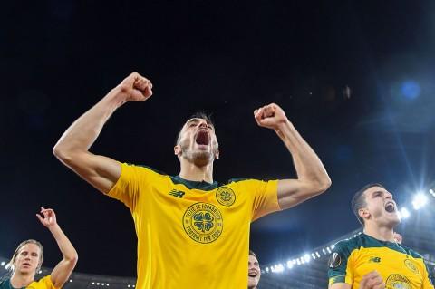 Celtic Tundukkan Lazio di Olympico