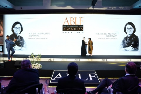 Tangkis Krisis Ekonomi, Sri Mulyani Sabet Penghargaan Internasional