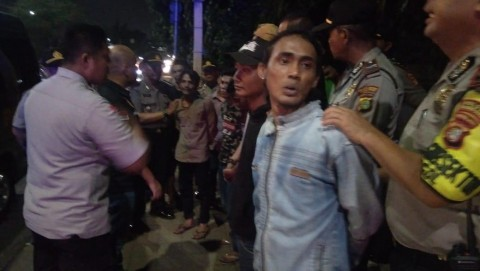 Puluhan Preman di Jakarta Barat Ditangkap