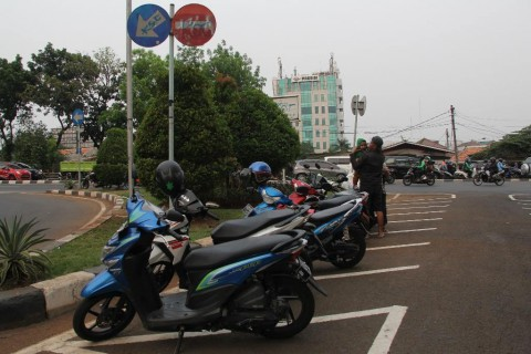 Pemkot Bekasi Tak Berwenang Atur Parkir Miniswalayan