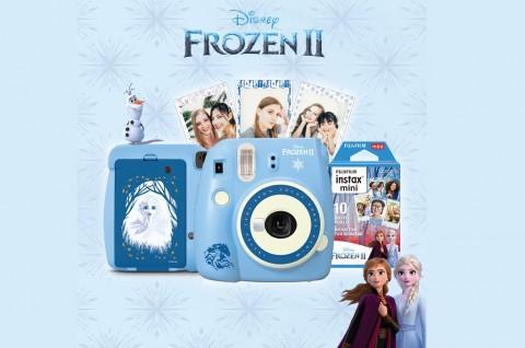 Fujifilm dan Disney Berkolaborasi di Lini Instax