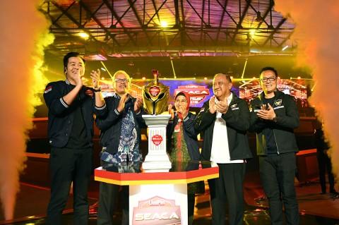 Grand Final UniPin SEACA 2019 Resmi Dimulai