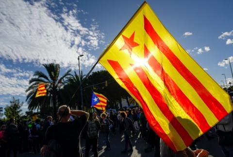 Hadapi Pemerintah, Aktivis Catalan Akui Bereksperimen dengan Bom