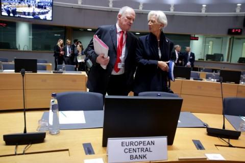 Uni Eropa Pangkas Proyeksi Pertumbuhan Ekonomi