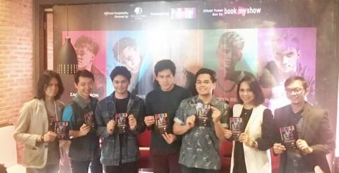 The Overtunes Buka Konser Perdana Why Don't We di Indonesia