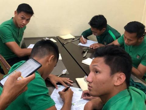 Timnas U-23 Jalani Vaksinasi Jelang SEA Games 2019
