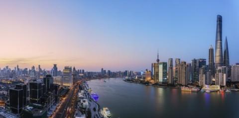Gedung Pencakar Langit di Tiongkok Bertambah Tiap Tahun