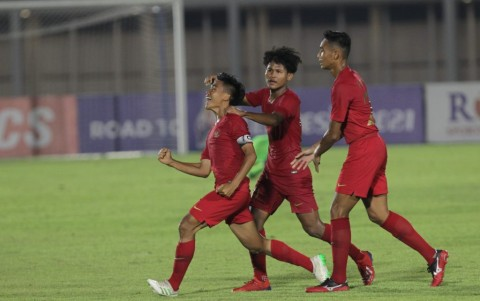 Susunan Pemain Hong Kong vs Timnas U-19
