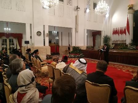 Ma'ruf Minta Indonesia Tiru Cara Nabi Muhammad