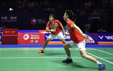 Marcus/Kevin Jadi Satu-satunya Wakil Indonesia di China Open 2019