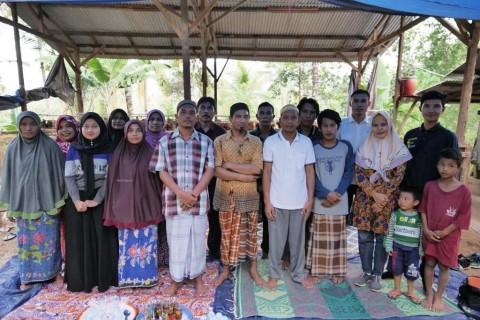 Korban Gempa Lombok Bangkit dari Kemiskinan Bersama KUBE