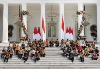 Kabinet Jokowi Diminta Menjawab Tantangan Ekonomi Global