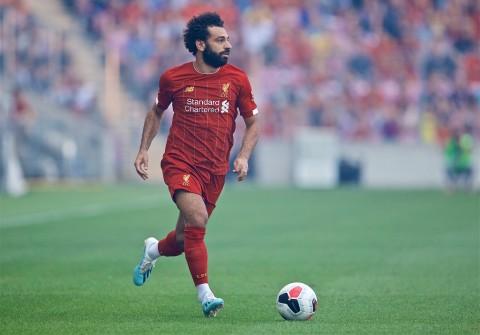 Mo Salah Enggan Jemawa Liverpool Disebut Favorit Juara Liga