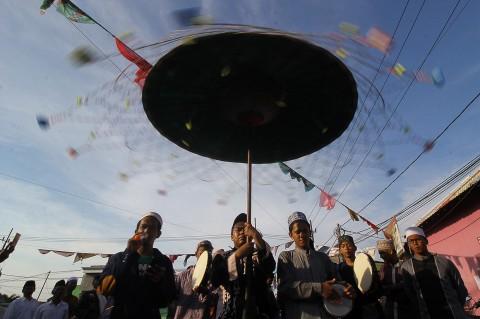 Tradisi Peringatan Maulid Nabi di Berbagai Daerah