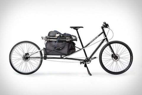 Sepeda Lipat Ini Dapat Membawa Barang sampai 60 Kg
