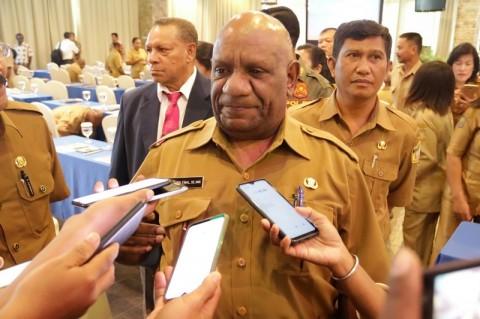 Pemprov Papua Minta Tambahan Polres dan Kodim