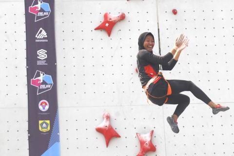Nurul Iqamah Rebut Emas di Asian Championship 2019