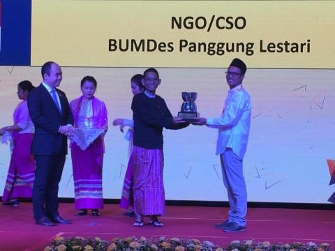 Desa Panggungharjo Bantul Raih Penghargaan Tingkat ASEAN