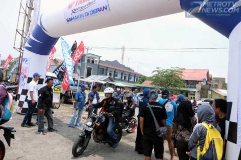 10 Ribu Bikers Bakal Padati Stadion Benteng, Ngapain?