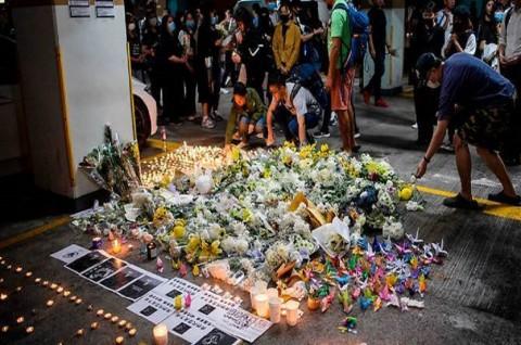 Pedemo Hong Kong Siapkan Aksi Protes Pekan ke-24