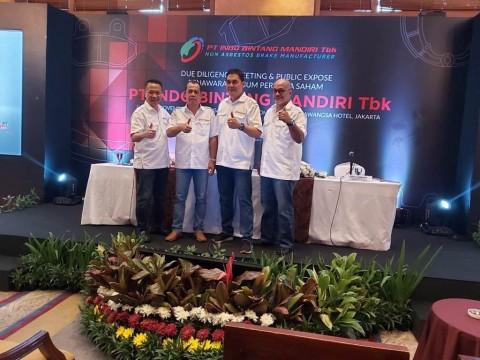Indo Bintang Mandiri Lepas 25% Saham