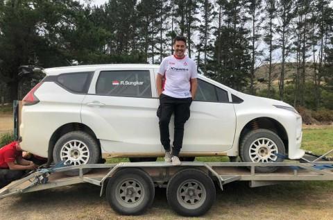 Xpander AP4 Jalani Pengujian Ekstrim di New Zealand