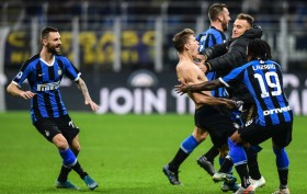Bangkit, Inter Sukses Tundukkan Hellas Verona
