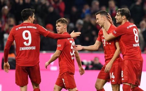 Muenchen Bikin Dortmund Babak Belur di Allianz Arena
