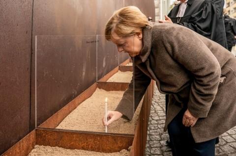 Jerman Peringati 30 Tahun Runtuhnya Tembok Berlin