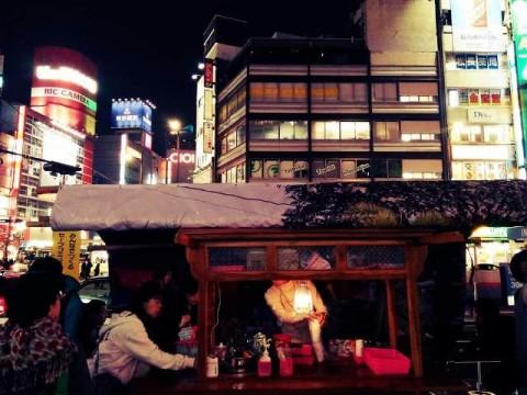 Nowhere Oasis, Angkringan untuk Warga Tokyo yang Selalu Sibuk