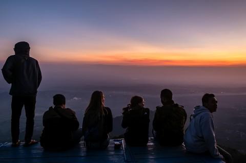 Pesona Wisata Alam Gunung Telomoyo