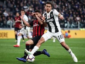 7 Data dan Fakta Jelang Juventus vs AC Milan