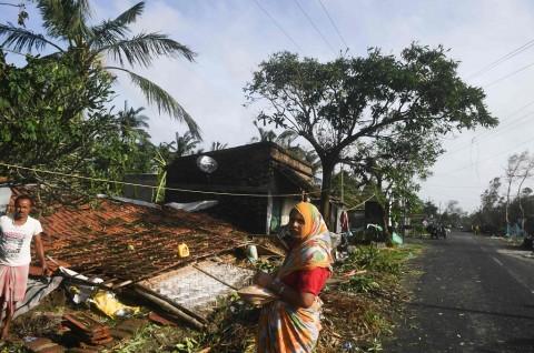 Korban Siklon Bulbul Bertambah Jadi 8 Orang