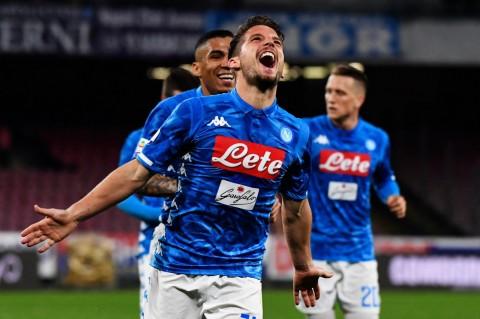 Inter Milan Berpeluang Dapatkan Dries Mertens Secara Gratis