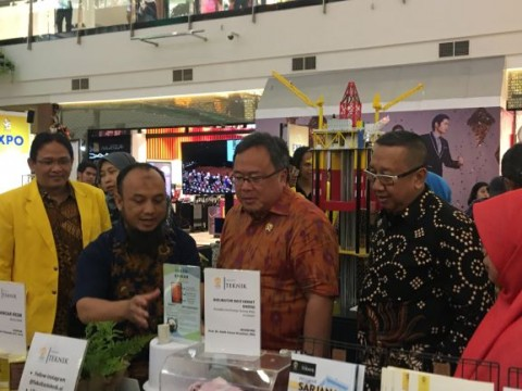 Menuju 2045 Ekonomi Indonesia Harus Berbasis Inovasi