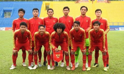 Babak 1: Timnas U-19 Tertinggal dari Korea Utara