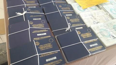 Keuntungan Pemalsu Buku KIR Diduga Miliaran Rupiah