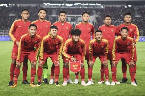 Seri Lawan Korut, Indonesia Lolos Piala Asia U-19 2020