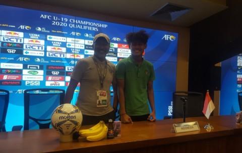 Timnas U-19 Lolos ke Piala Asia, Fakhri Puji Semangat Juang Pemain