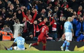 Liverpool Hanya Butuh 13 Menit Unggul Dua Gol atas City