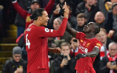 Liverpool Paksa City Bertekuk Lutut di Anfield