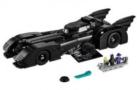 LEGO Bikin Replika Batmobile Klasik
