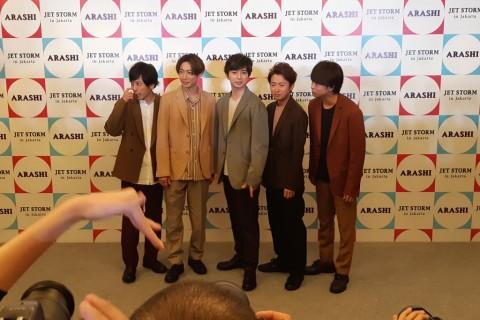 Alasan Arashi Bikin Media Sosial Terkuak