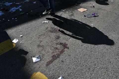 Penembakan Pedemo Hong Kong Disiarkan Langsung di Facebook